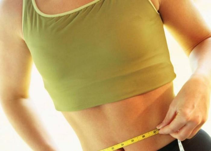 как похудеть за 1 ночь