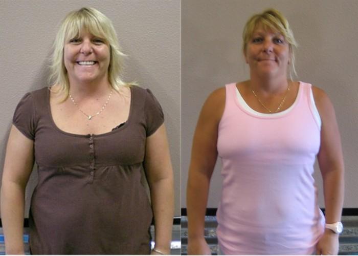 Похудеть за месяц на 30 кг реально 10